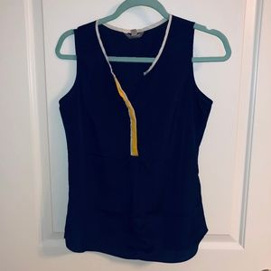 SALE! 5 for $35. Navy Blouse